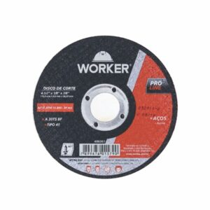 Disco de Corte Ferro 304 x 3.2 x 19.5mm 12'' Worker