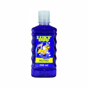 Shampoo Antipulgas Neutro Luky Dog 250ml W/A Pet