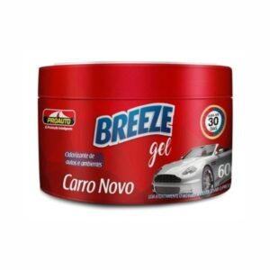Odorizante Gel Breeze Carro Novo 60g Proauto
