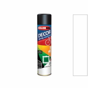 Tinta Spray Decor Multiuso Verniz 360ml Colorgin 8791