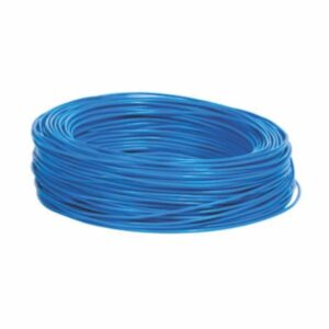 Cabo Flexível 4mm x 100m Azul Sil